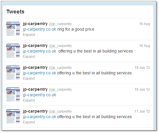 jp carpentry