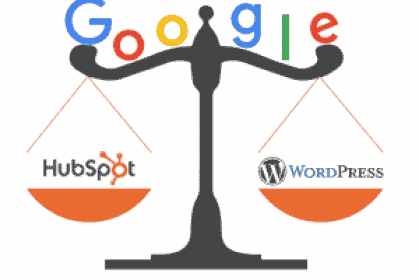£10k HubSpot or £0 WordPress – Which ranks better on Google?