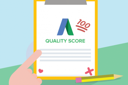 How to improve your Adwords Quality Score – More clicks for less cash