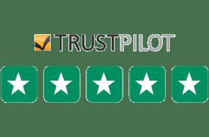TrustPilot 5 Star